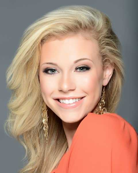 Miss Inman Teen - Ashley Johnson