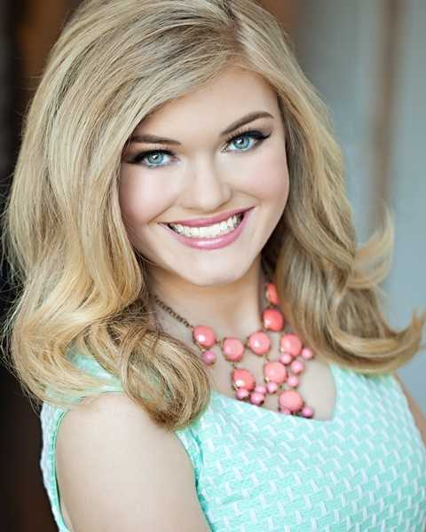 Miss Midstate Teen - Lindsay Styles