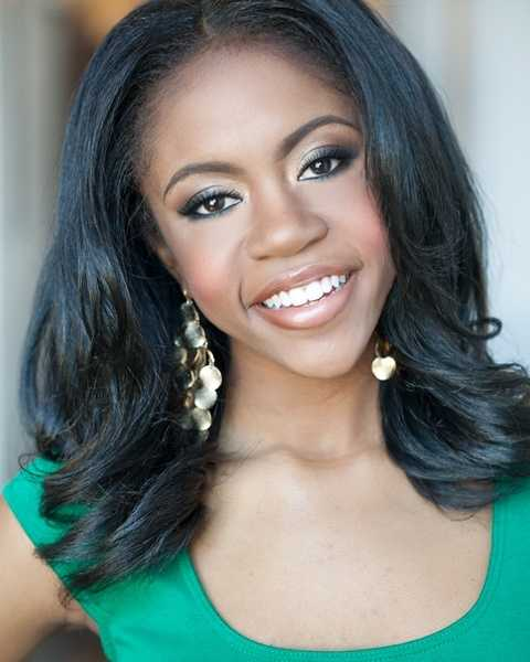 Miss Orangeburg County Teen - Tiarra McCoy