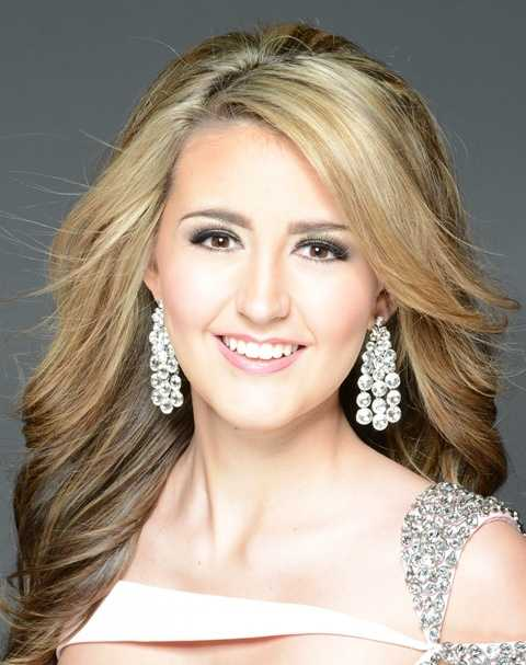 Miss Powdersville Teen - Samantha McCarson