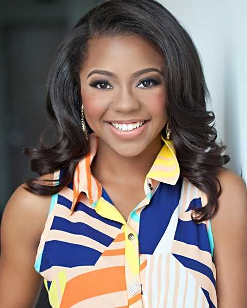 Miss River City Teen - Armani Latimer
