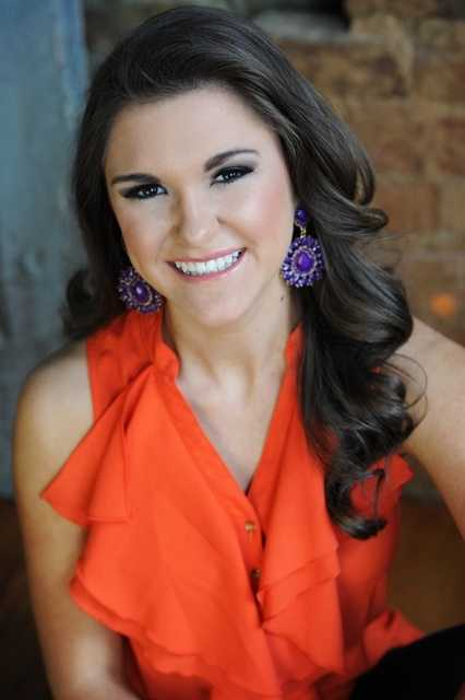 Miss Simpsonville Teen - Amberlyn White