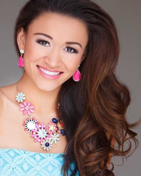 Miss Spartanburg Teen - Sarah Hamrick