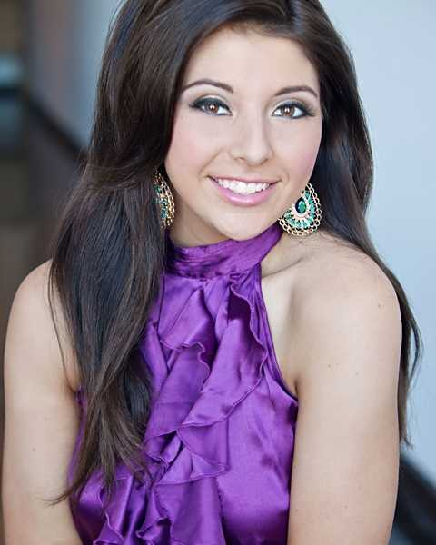 Miss Wade Hampton Taylors Teen - Madison Styles