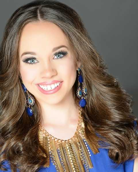 Miss White Rose Teen - Jessica Sparks