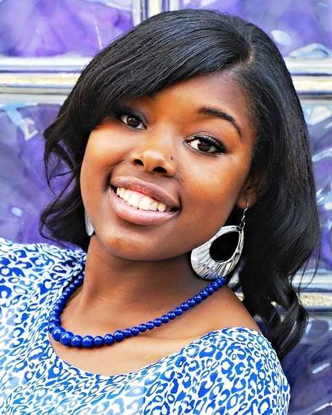 Miss Williamsburg Teen - Teneisha Watkins