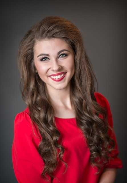 Miss York Teen - CeCe Hensley