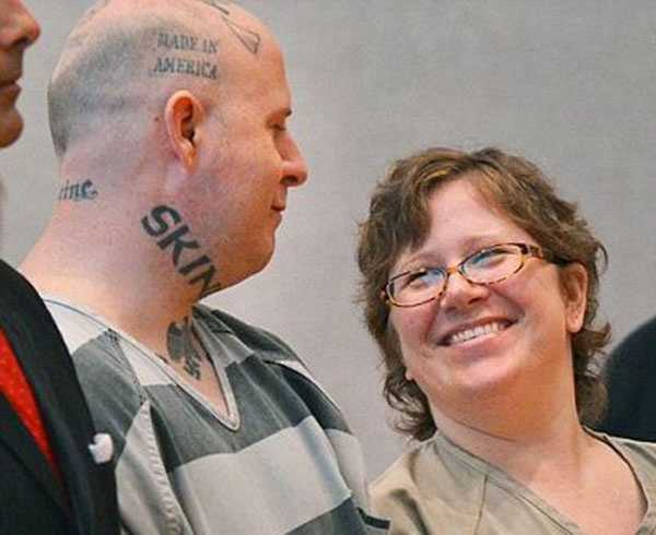 """Jeremy and Christine Moody shot and stabbed Charles """"Butch"""" Parker, 59, and his wife, Gretchen Parker, 51, to death in July 2013, saying they did it because he was a registered sex offender and she was married to him."""