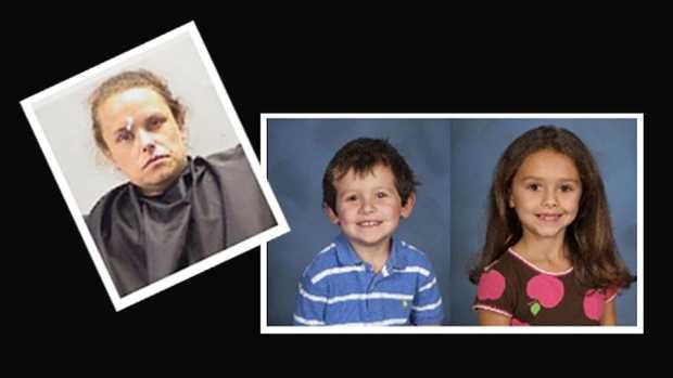 Anna Simpson is accused of killing her children, Carly, 7, and Sawyer, 5, shooting her husband, and crashing her truck in an attempt to kill herself in May 2013. She is awaiting trial on murder and attempted murder charges