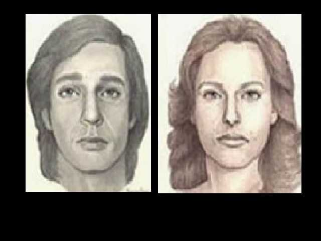 In August 1976, a trucker found a young couple shot to death on a remote road in Sumter. Because their features were similar, investigators thought they might be related, and there were indications from dental work and jewelry that they may have been well to do. They were never identified and their killer was never caught.