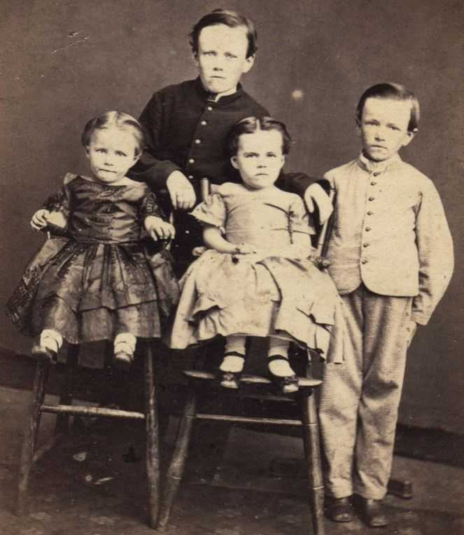 The children were eventually forbidden to speak to the voice and memory faded until the late 1860s as the family members died off. Many descendants of the family still live in Greenwood and Edgefield Counties in South Carolina.