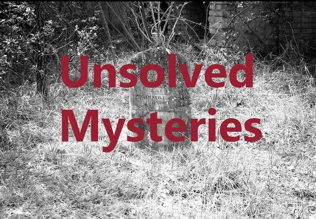 Every state has mysteries, myths and legends. Here are some of South Carolina's most enduring mysteries.