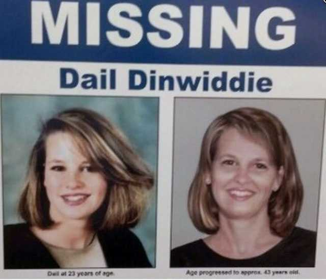 In September 1992, 23-year-old USC student Dail Dinwiddie attended a U2 concert at Williams-Brice Stadium. After the concert, Dail and her friendswent to a Five Points bar called Jungle Jim's. They became separated, andshe was never seen again. Despite two decades of searching and a $20,000 reward, there has never been any sign of Dail or any clues as to what happened to her.