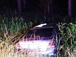 One person is dead after a wreck in Anderson County. According to the Highway Patrol, the accident happened around 9:45 p.m. Tuesday on Liberty Highway, approximately 4 miles east of Pendleton.