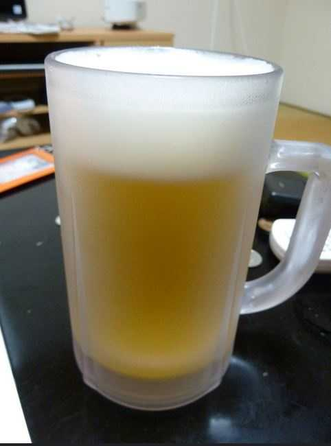 """BARE - (noun) - An alcoholic beverage made of barley, hops, and yeast.Usage: """"Ah thank ah'll have a bare."""""""