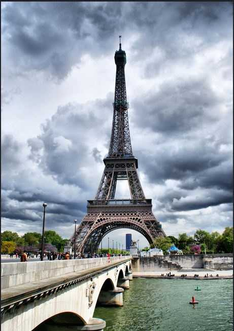 """TIRE - (noun) - A tall monument.Usage: """"I sure do hope to see that Eiffel Tire in Paris sometime."""""""