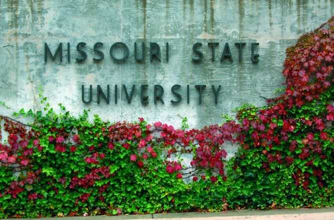 Marc went to Missouri State University ...
