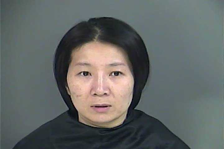 So Yeon Kim: charged with prostitution