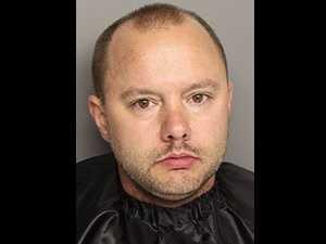 Jamie Keith McAbee: Accused of stabbing a man