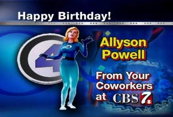 Before coming to WYFF News 4, Allyson was a reporter for CBS 7 in Texas and Comcast Sports in San Francisco.