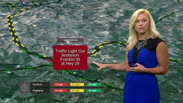 Allyson joined the WYFF News 4 team as the traffic reporter in August 2013.