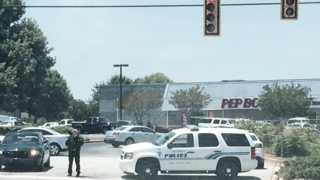 Greenville officer involved shooting