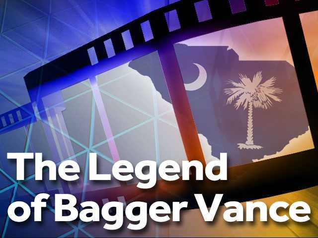 """The Legend of Bagger Vance (2000) -- Beaufort, Hilton Head and Charleston. Will Smith played the title role in this film, while Matt Damon played a once-promising golfer whose alcohol abuse ruined his career and marriage. Bagger Vance was the caddy for Rannulph Junuh (Damon) in a golf tournament, using his magic powers to help restore Junuh's life. Media attacked the film as being racially insensitive and using the """"Magical African-American Friend"""" plot device. This film also featured Jack Lemmon in his last role before his death in 2001."""