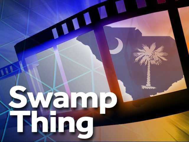 Swamp Thing (1982) -- Charleston. Based on the DC Comics character Swamp Thing, this 1980s horror film tells the origin of scientist Alex Holland and his transformation into the Swamp Thing. Horror legend Wes Craven directed this film, which continues to receive positive reviews from critics.