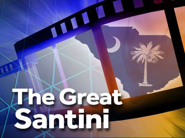 """The Great Santini (1979) -- Beaufort. Originally released under the title """"The Ace,"""" this film was nominated for 2 Academy Awards. Robert Duvall stars as Lt. Col. Wilbur Meechum, a successful Marine aviator who experience failure as a husband and father."""