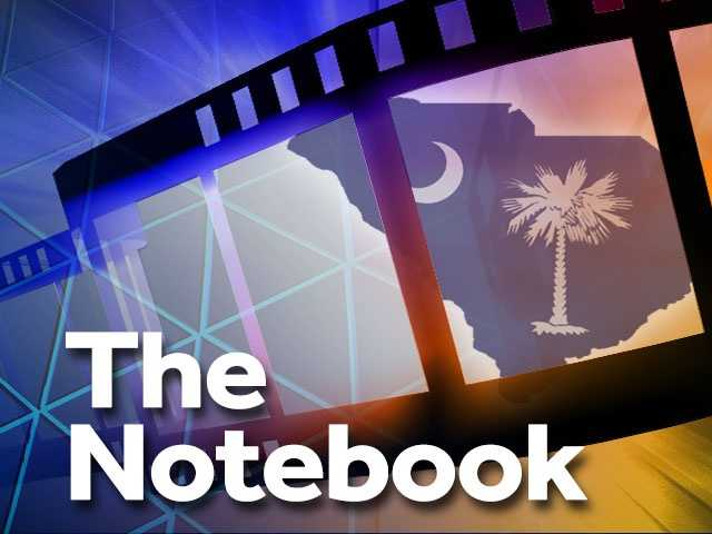 """The Notebook (2004) -- Georgetown County, College of Charleston and Edisto Island. The most popular of Nicholas Sparks' movie adaptations, """"The Notebook"""" is a retelling of a young couple in love in the 1940s. The movie grossed over $115 million in the box office, the highest-grossing of any Sparks adaptation."""