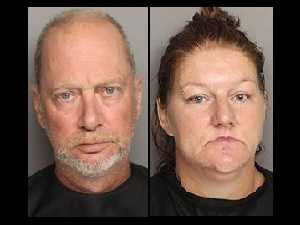 Stephen and Tracy Tate: Accused in string of robberies