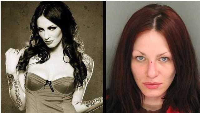 Alix Tichelman: Accused of murder, prostitution