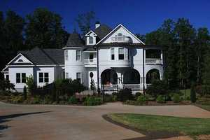 Anderson: This Anderson home has 6 bedrooms and sits on 2 acres.