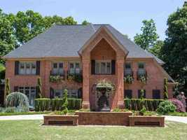 Greer: This Greer home is 4,464 square feet and is custom built.