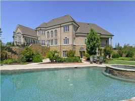 Westminster: This home has 8 bedrooms, 6 full baths and 3 half baths.