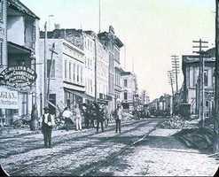 East Bay Street near Broad