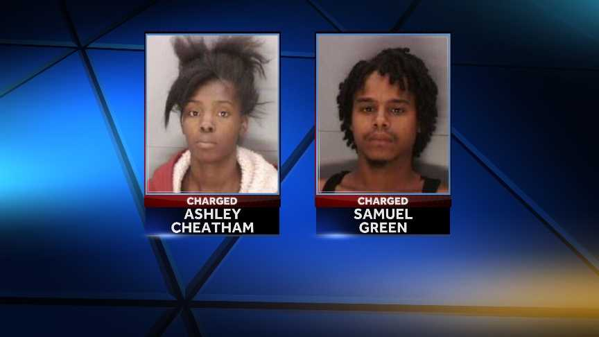 Samuel Green, Ashley Cheatham