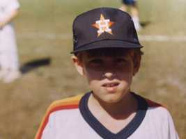Mike played little league for several years.