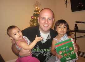 His brother Kevin lives in Florida. Kevin has two daughters, Holly and Kaylee.