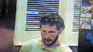 Greenville bank robber