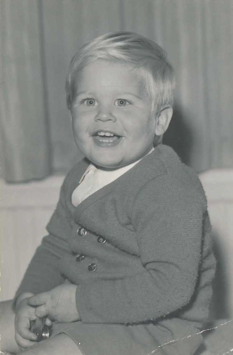 Born in Canada, Geoff's family moved to England when he was just three weeks old.