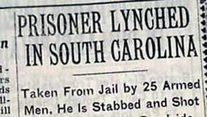 Willie Earle lynching