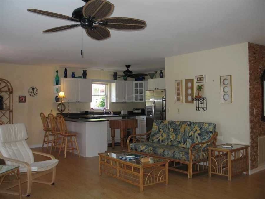 The home has 3 bedrooms and 2 baths.