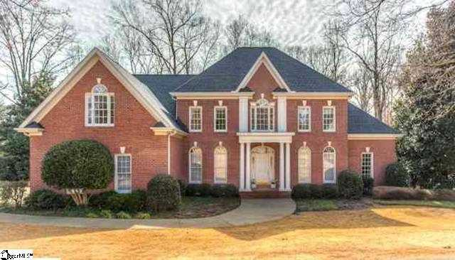 This home is for rent in Greenville. It has 5 bedrooms, 4 full baths and 1 half bath.