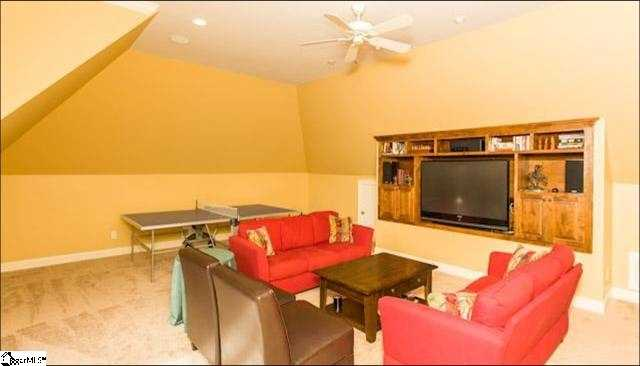 The home also has a large bonus room on the 2nd floor. This home is for rent for $3,400 a month on realtor.com.