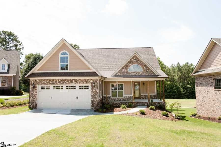 This home is for rent in Inman. It has 3 bedrooms and 3 full baths.