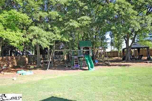 The home has a fully fenced backyard and large patio. This home is listed on realtor.com for $3,500 a month.