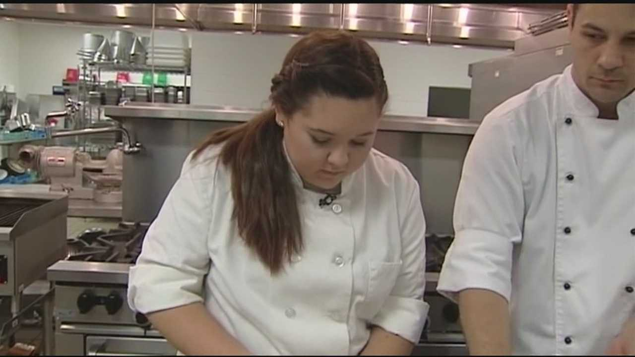 "Anderson teen competes on Food Network's ""Chopped"""