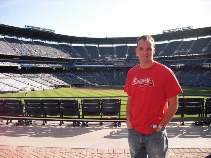 Chris is an avid Atlanta Braves baseball fan.