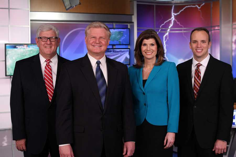 Chris joined the WYFF News 4 team in April 2013.